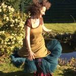Mein Tanz in der Natur